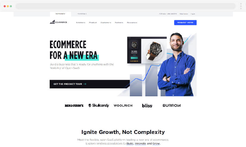 BigCommerce CMS in 2021