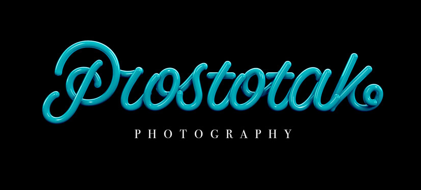 Photography Logo Design in 3D style modern in 2021