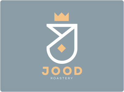 Jood - Logo Design in 2021 with Geometry Lines