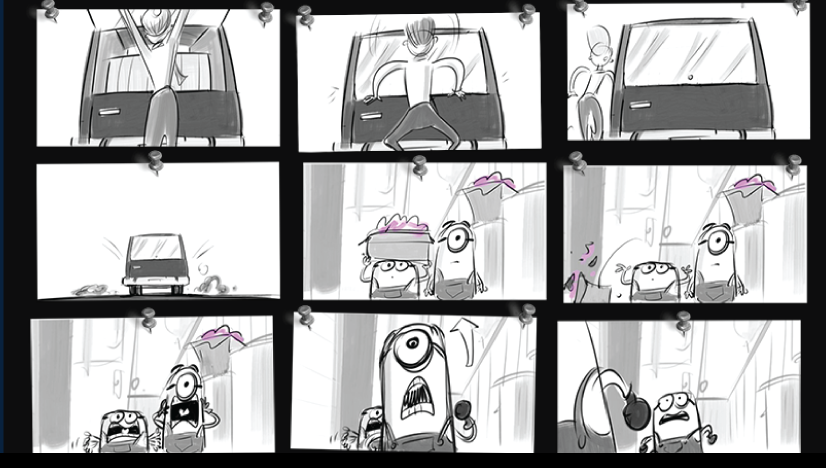what is a storyboard