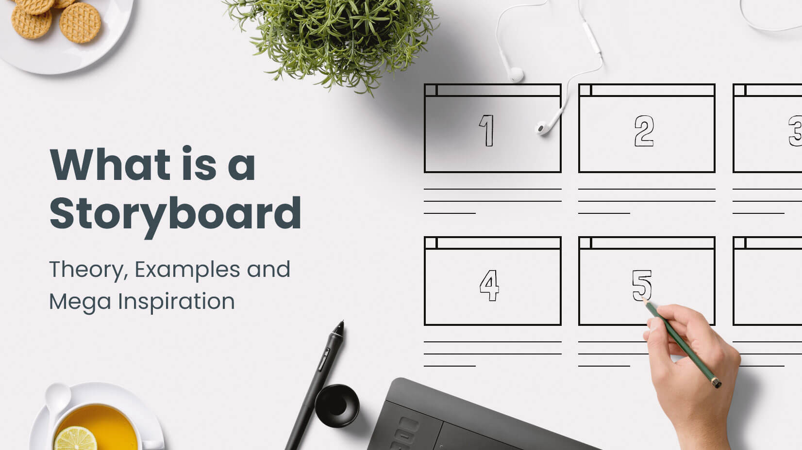 What is a Storyboard [Theory, Examples and Mega Inspiration]