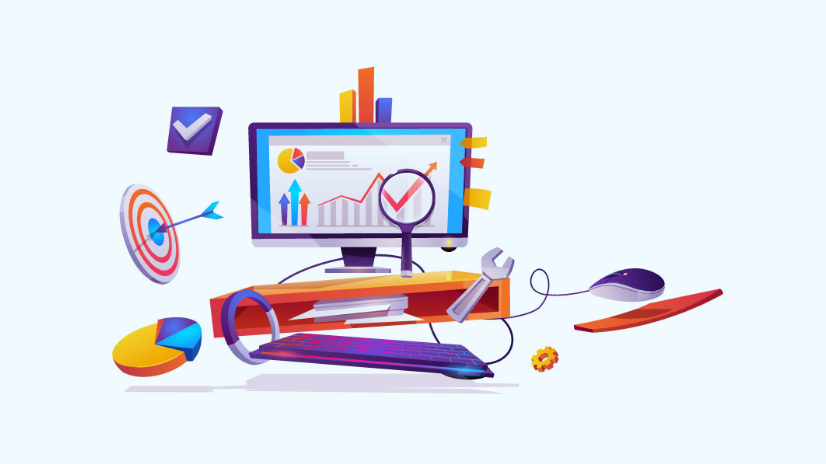 seo tips illustration