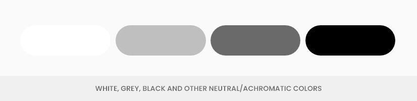 color theory neutral colors