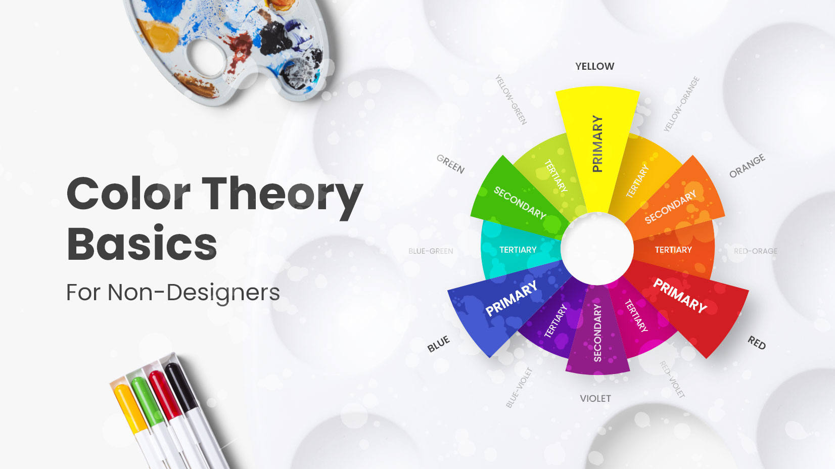 Color Theory Basics For Non-Designers: Everything You Should Know