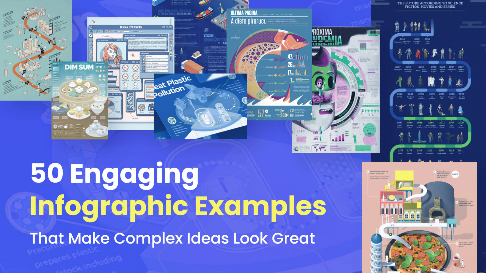 50 Engaging Infographic Examples