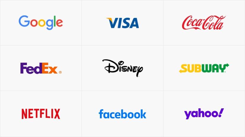 Types of Logos: Wordmark / Logotype