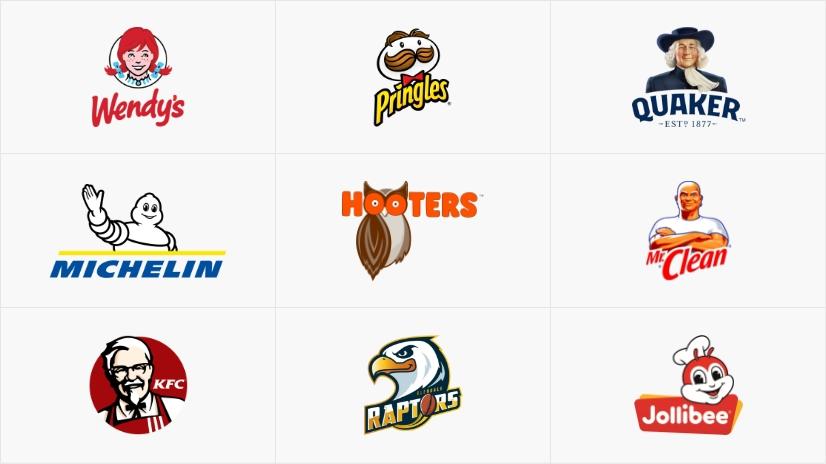 Types of Logos: Mascot