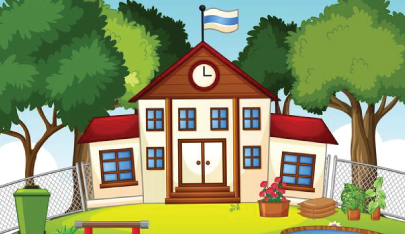 suburbian school character animator background