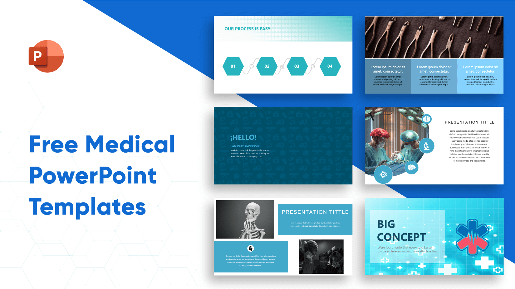 27 Free Medical PowerPoint Templates