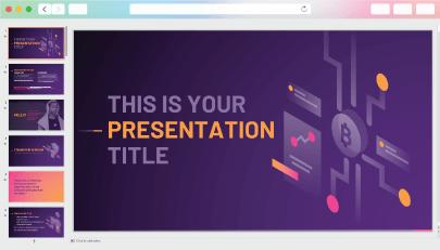 Free Spark BusinessPowerPoint Presentation Template