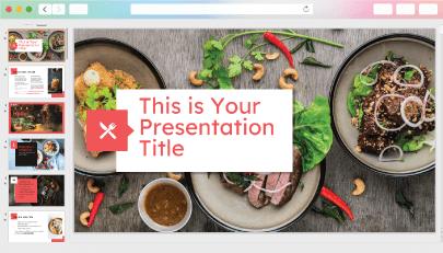 Free Food Marketing Campaign Presentation