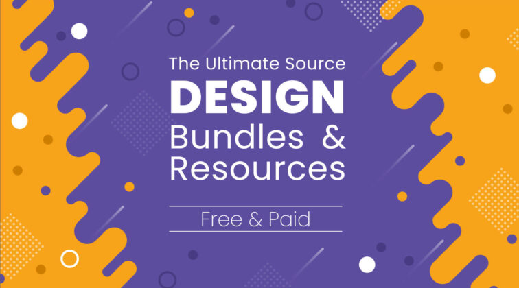 The Ultimate Source for Free (and Paid) Design Bundles and Resources