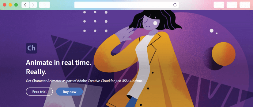 learn animation adobe character animator