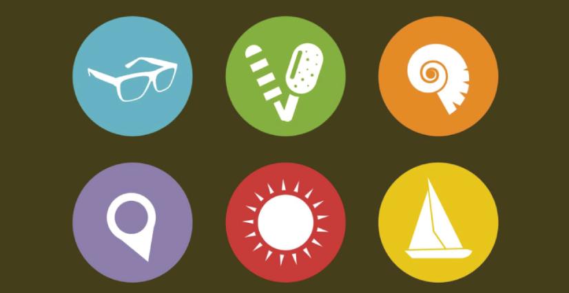 Free Simplistic Flat Icons