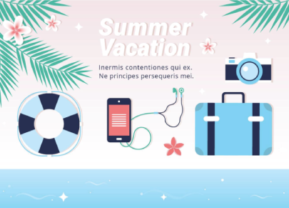 Free Summer Vacation