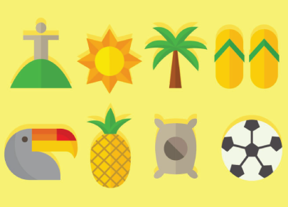 Free Summer Party Icons
