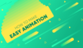 How to make easy animation