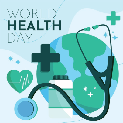 Free World Health Day 2 Illustration