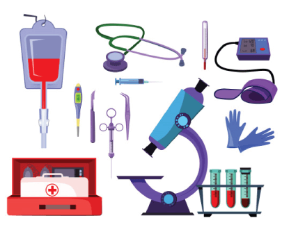 Free Medicine Items Collection