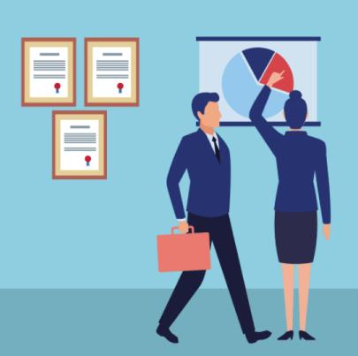 Free Chart Infographic Business Illustration Scene