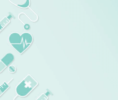 free medical background clean green background with minimalistic icons