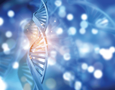 Free background with DNA design