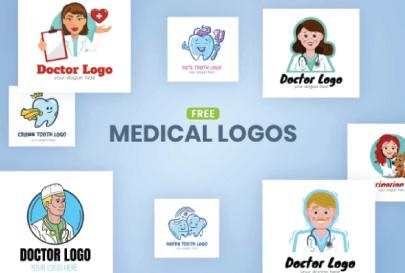 Free Medical Logo Templates