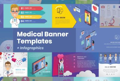 Medical Banner Templates