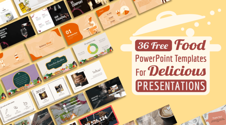 36 Free Food PowerPoint Templates For Delicious Presentations