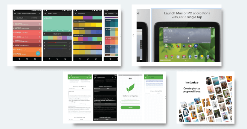 graphic mama top choices: free iphone android mobile apps assets for graphic designers
