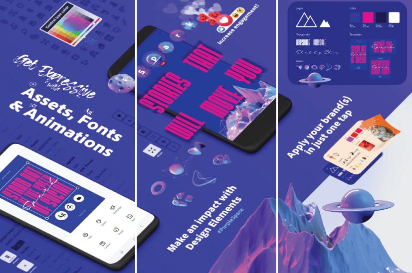 Adobe Spark Post: Poster & Graphic Design Editor