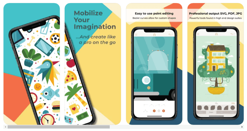 Assembly: Graphic Design & Art free mobile apps for graphic designers