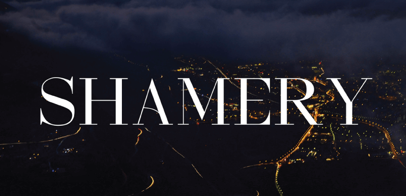 Free Commercial Fonts in 2021: Shamery