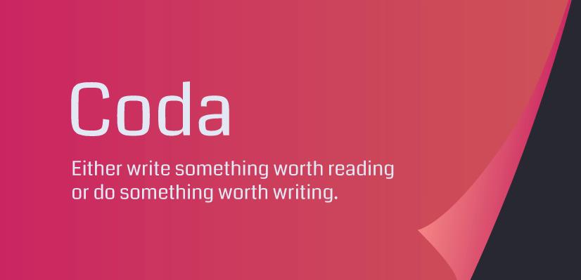 Royalty Free Sans Serif: Coda