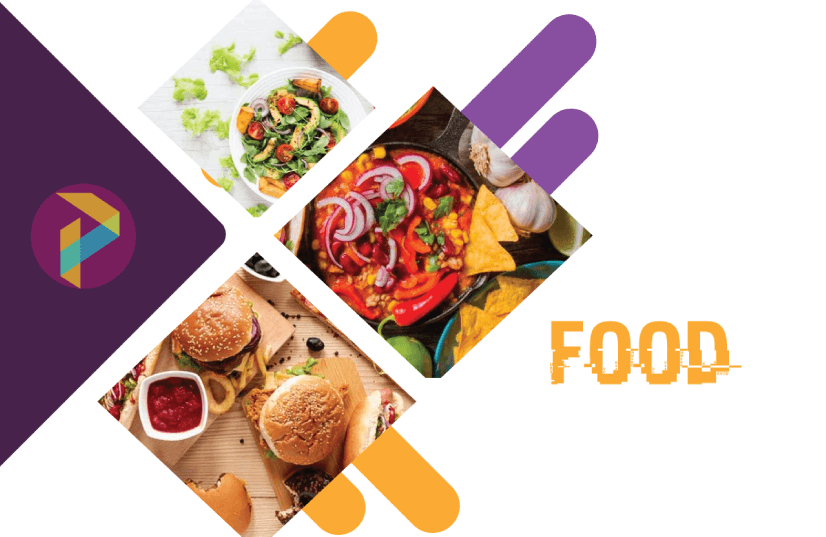 Free Food PowerPoint Templates: Fast Food