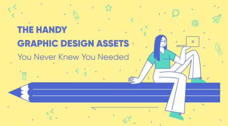 The Handy Graphic Design Assets You Never Knew You Needed - Tools, Inspo, Apps and Resources