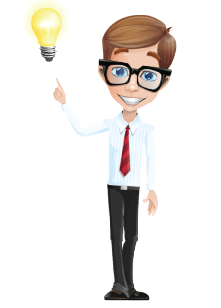 Free Adobe Character Animator Puppet 2021 Business Boy : Free Puppet by Graphic Mama