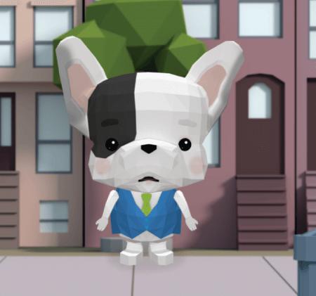 Free Character Animator Puppets 2021 Brooklyn Frenchie Bulldog Free Puppet