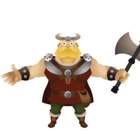 Free Character Animator Puppets 2021 Krognar The Viking Free Puppet