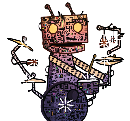 Free Character Animator Puppets 2021 Drumming Robot Free Puppet