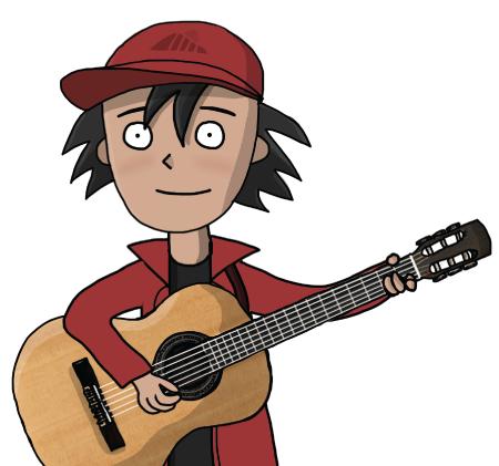 Free Character Animator Puppets 2021 Martin Guitarist Free Puppet