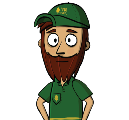 Free Character Animator Puppets 2021 Willy Epic Beard Character Free Puppet