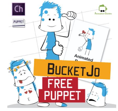 Free Character Animator Puppets 2021 BucketJo Free Puppet