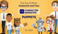 The Best Free Character Animator Puppets for 2021