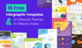 16 Free Vector Infographic Templates