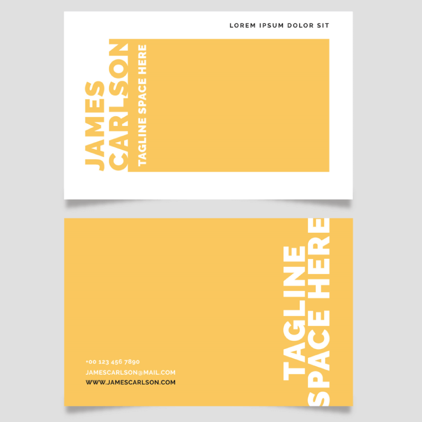 Free Business Card Templates 03
