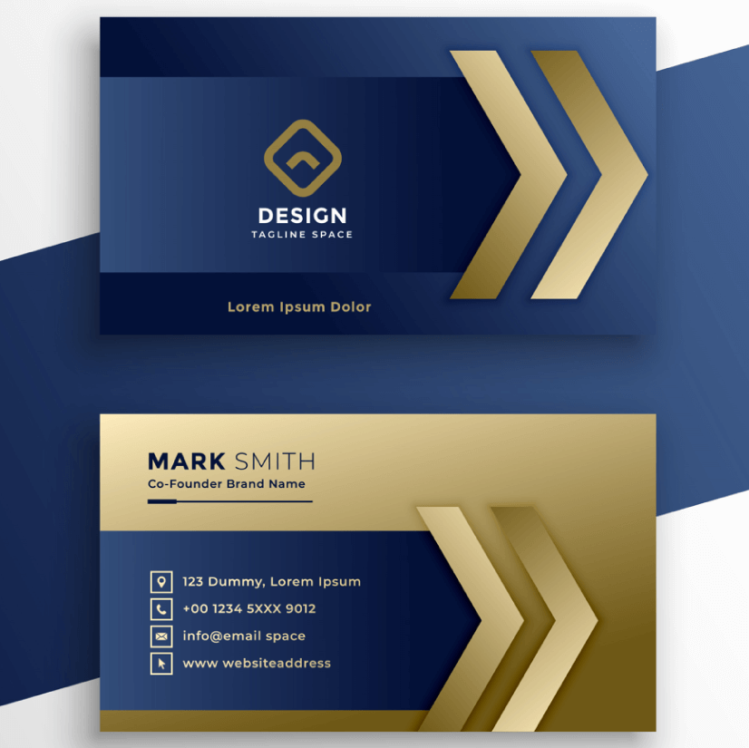 Free Business Card Templates 05