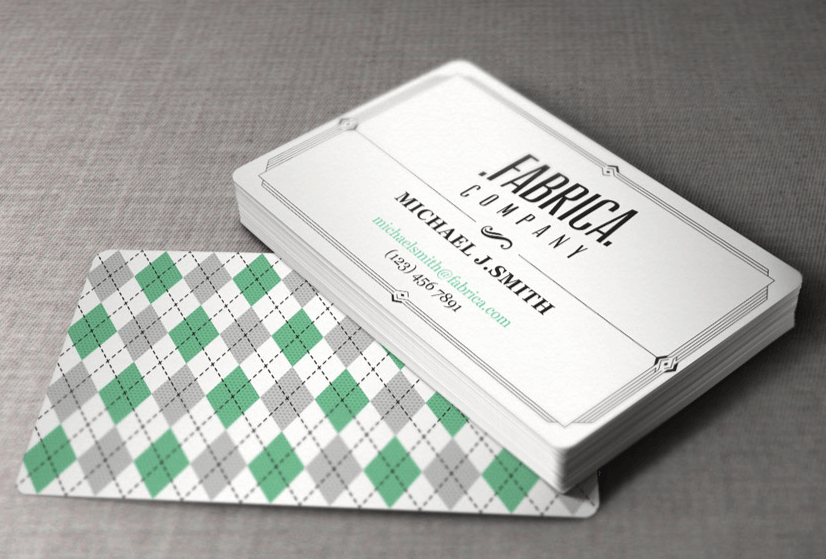 Free Business Card Templates 09