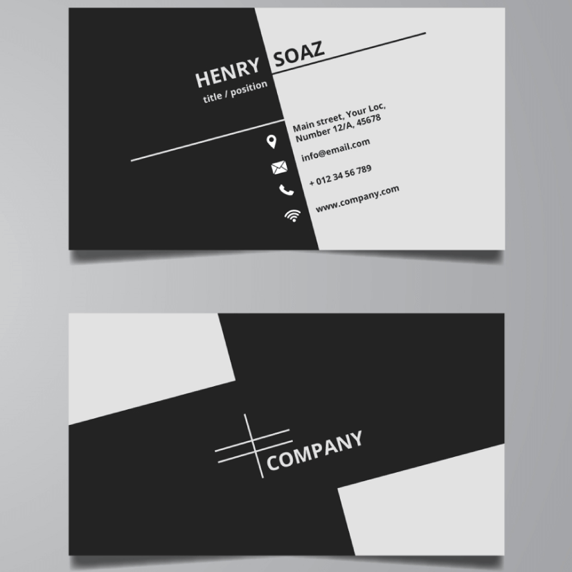 Free Business Card Templates 11
