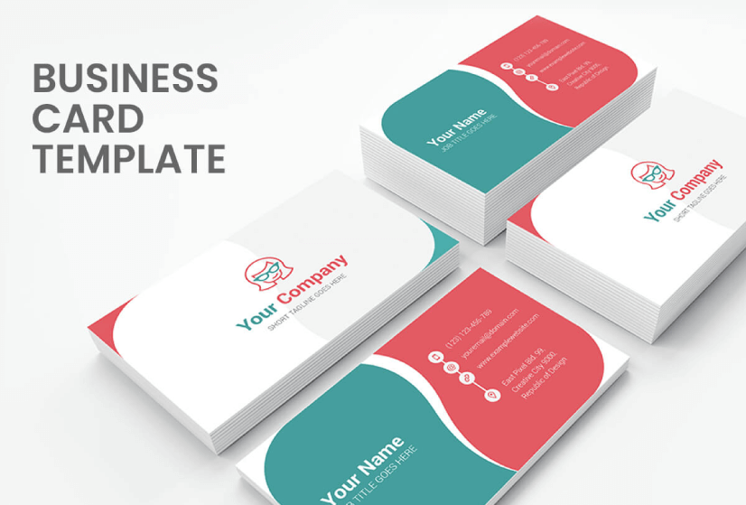 Free Business Card Templates 13
